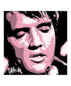 Look at this #zulilyfind! Heart & Soul Elvis Tile Décor by Elvis #zulilyfinds