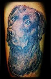 Chesapeake Bay Retriever Tattoo
