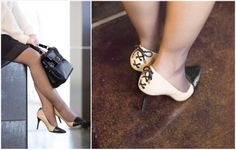 These two are just BEGGING to be flaunted around the office. #DSW #shoelover