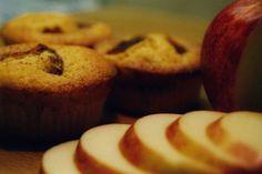Äppel- & kanelmuffins