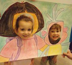 "Photo 3 of 28: Dora the Explorer / Birthday ""SL turns 3!"" | Catch My Party"
