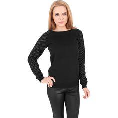 Urban Classics Ladies Cross Quilt Raglan Crewneck #fashion #sweater #urban #style #streetwear #mode #kleidung http://www.rudestylz.de/ladies-cross-sweater-raglan.htm