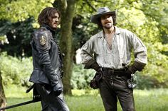 The Musketeers 3x04
