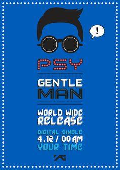 Psy,kpop,k-pop,Gentle man,강남스타일,싸이,YG엔터테인먼트,젠틀맨