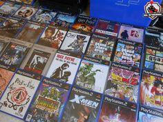Arrivage Playstation 2 : Consoles et jeux ! #MGS #DBZ #MaxPayne #RuleOfRose #TMNT #GTA #MOH #Xmen