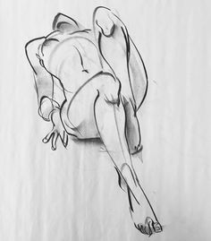 Lean Back. -Norm #figuredrawing #lifedrawing #grizandnorm #theartache