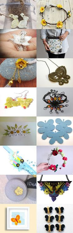 Easter is just a hop away! by Theano Exadaktylou on Etsy--Pinned with TreasuryPin.com