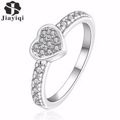 4th of July Deals at SaveMajor.com - #savemajor $ http://savemajor.com/products/best-quality-silver-heart-cubic-zircon-party-ring-fashion-design-wedding-rings-for-women-2017-new-arrival-hot-sale-fine-jewelry?utm_campaign=social_autopilot&utm_source=pin&utm_medium=pin Best Quality Silv...