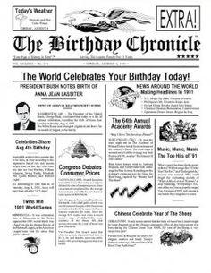 90th birthday party ideas - For grandpa