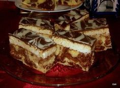 Érdekel a receptje? Hungarian Recipes, Hungarian Food, Cake Cookies, Coco, Tiramisu, French Toast, Food And Drink, Cooking Recipes, Pie