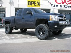 2004 Chevy Silverado 2500 HD with 6 inch fabtech lift on Chevy Pickup Trucks, 4x4 Trucks, Chevrolet Trucks, Chevrolet Silverado, Custom Trucks, Lifted Trucks, Cool Trucks, Classic Chevrolet, Lifted Silverado