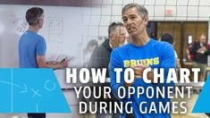 Mike Sealy of UCLA talks on taking stats on the opposing team during live matches. By keeping track of his opponents' tendencies, Sealy is able to determine the team's weakest and strongest rotations.