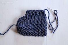 Pizzicato: Huovutetut vauvan tossut + ohje Baby Accessories, Crochet Bikini, Knitted Hats, Knitting, Bikinis, Fashion, Moda, Tricot, Fashion Styles