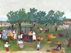 Grandma Moses and the 'Primitive' Tradition
