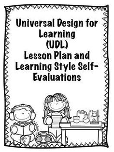 Develop expert learners with student-centered UDL tools