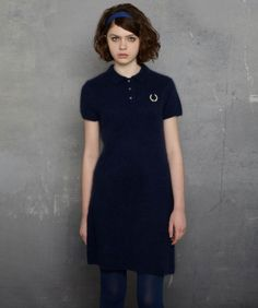 Richard Nicoll for Fred Perry: Awesome but super expensive polo dress