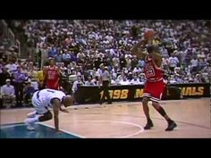 Its gotta be the kicks - Michael Jordan Top 50 All Time Plays