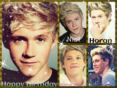 Happy 21st birthday Niall !!! U are legal...officially :-)  I am so happy !!! I am wishing you the best birthday ever -Marlee