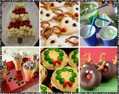 Kids Christmas Party ideas at www.thelocalhoney.com