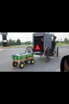 Amish love Costco