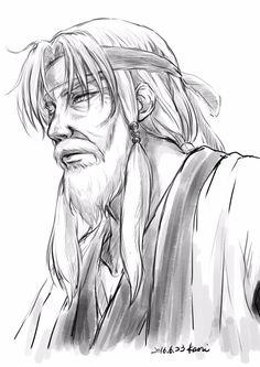 Akatsuki no Yona / Yona of the dawn anime and manga || Mundeok fanart by K_ponbon on Twitter