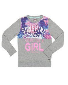 Seje Vingino Nika sweatshirt Vingino Overdele til Børnetøj i lækker kvalitet