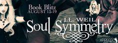 Soul Symmetry J.L. Weil (Raven #3) Publication date: August 2nd 2016 Genres…