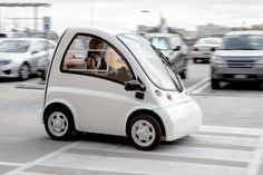 An Electric Car Designed Especially for People in Wheelchairs - CityLab
