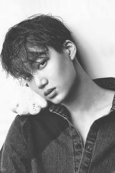 I love clear HD photography on hot Kai I mean boys exo Kai Exo, Chanyeol Baekhyun, Kris Wu, Taemin, K Pop, Rapper, Kim Jong Dae, Kim Minseok, Xiuchen