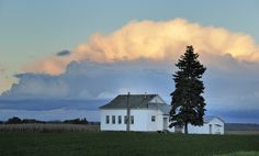 Amish school house in Wilmington Township near the Lawrence/Mercer county line outside of New Wilmington.  by jim-dude, via Flickr