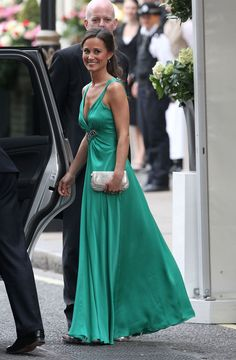 Faviana Style 6949 Pippa Middleton wore this dress to Kate and Wills royal wedding!  Dresses from Rissy Roo's