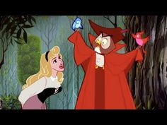 Sleeping Beauty | Once Upon A Dream | Lyric Video | Disney Sing Along - YouTube