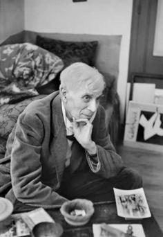 Georges Braque, Paris, Francia, 1958