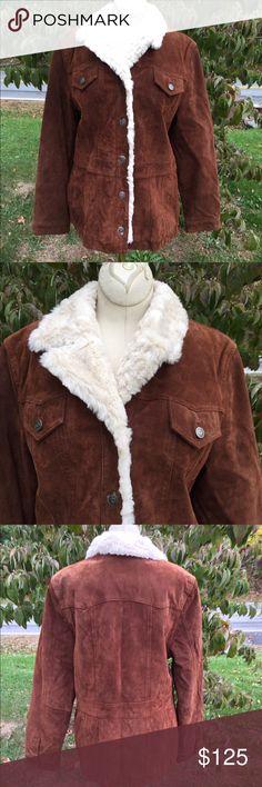 Wilsons Leather Maxima Leather Jacket Size Large Soft suede leather. Size large. Super nice jacket. Very gently preowned. Wilsons Leather Jackets & Coats