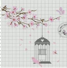 Thrilling Designing Your Own Cross Stitch Embroidery Patterns Ideas. Exhilarating Designing Your Own Cross Stitch Embroidery Patterns Ideas. Cross Stitch Bird, Cross Stitch Borders, Cross Stitch Animals, Cross Stitch Flowers, Cross Stitch Charts, Cross Stitch Designs, Cross Stitching, Cross Stitch Embroidery, Embroidery Patterns