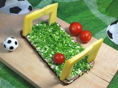 Kleiner Snack zum #Fußballabend #EM2016