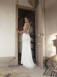CHANELLE - Robe de mariée fourreau ligne sirène - Cymbeline Collection 2018