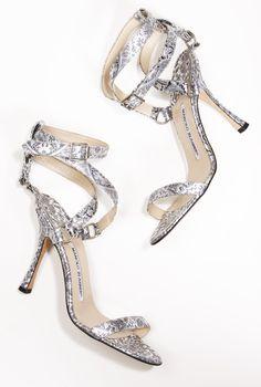 MANOLO BLAHNIK #shoes #fashion #style