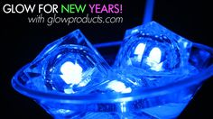 Light Up New Years with Glow Products!