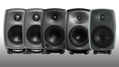 Ask any sound engineer about Genelec speakers and you'll get an earful. Pros worldwide revere the speakers made by a company that makes a wide range of monitor speakers for recording and broadcast engineers and discerning audiophiles.