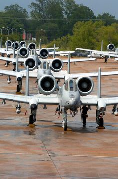 A-10s Ready to Hunt