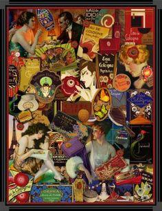 Art Deco Beauty by Studio Artwalk, illustration Art Deco Posters, Poster Prints, Cologne, Framing Canvas Art, Wildstyle, Art Deco Illustration, Canvas Prints, Art Prints, Art Deco Design