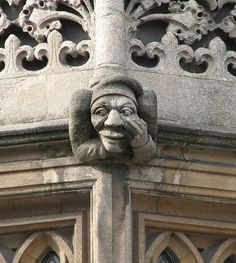 Gargoyle4 | Flickr - Photo Sharing!  Oxford College, by Lawrence OP   ..rh