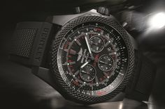 BRETLING for BENTLEY light body midnight carbon
