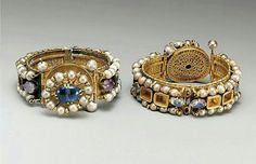 Byzantine bracelet, 7th century