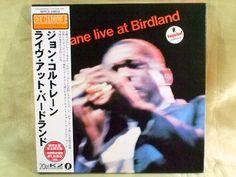 CD/Japan- JOHN COLTRANE Live At Birdland w/OBI MINI-LP RARE 1963 Elvin Jones #Modal