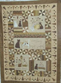 A Kittens Tale Block of the Month