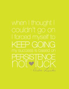 Keep Going#Repin By:Pinterest++ for iPad#
