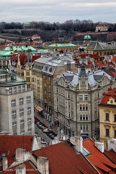 Malá Strana, Prague_ Czechia