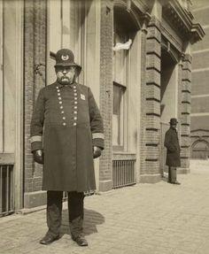 U.S. Policeman, NYC, 1896